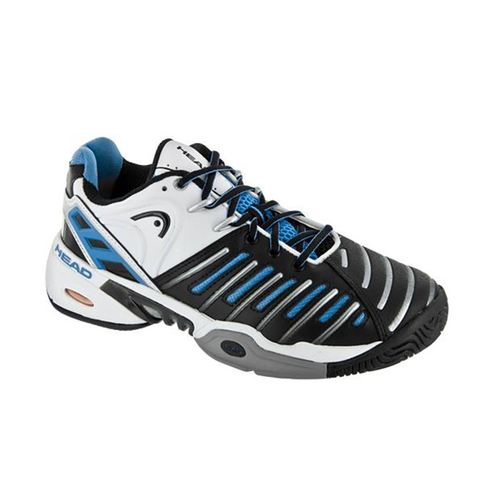 Head Prestige Pro II White/Black/Blue (Strl. 44.5) [Tennis/Allcourt]