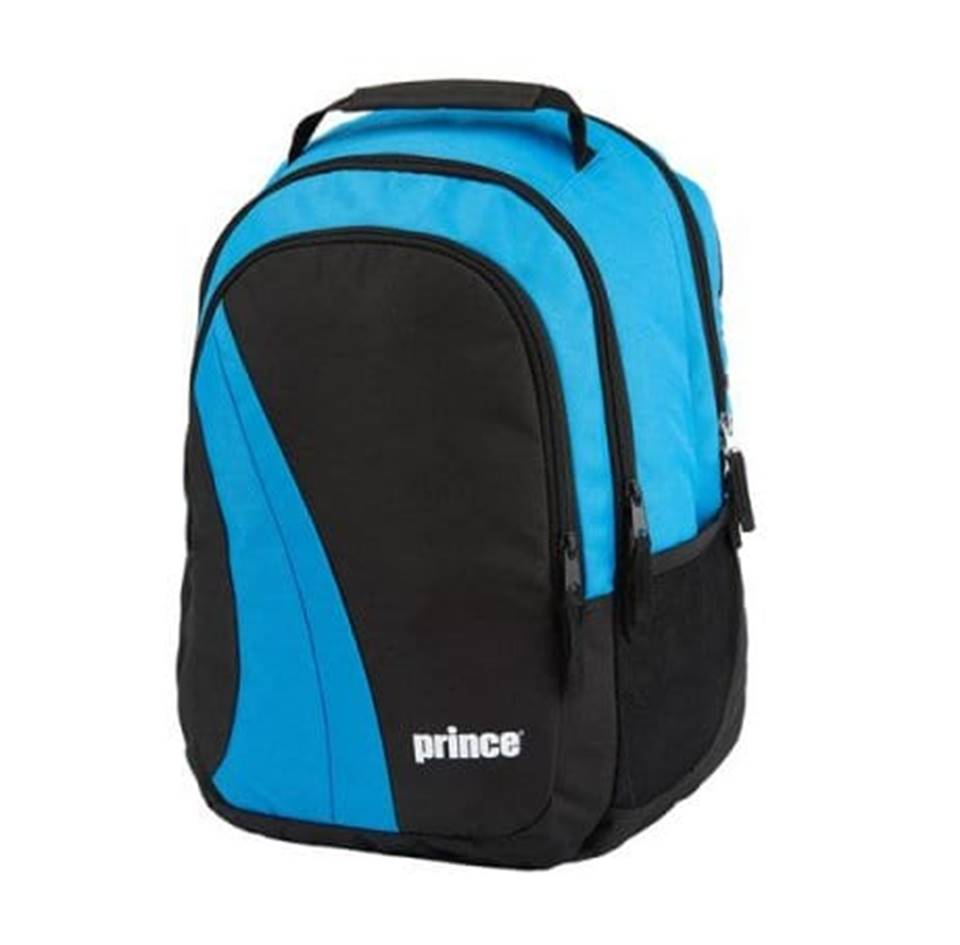 Prince Club Backpack Black/Blue