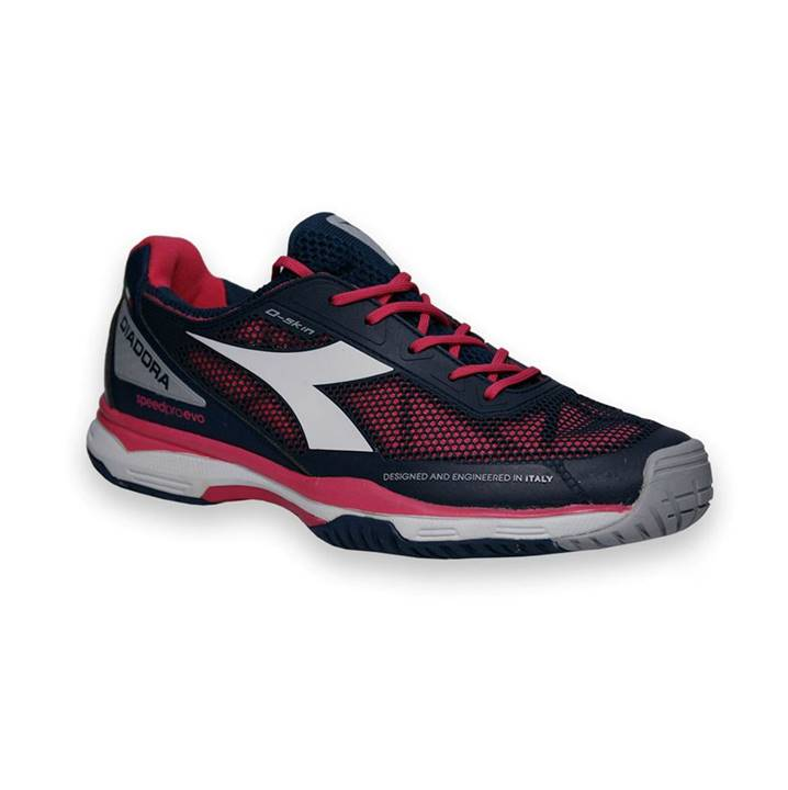 Diadora S. Pro Evo AG Blue/Red [Tennis/Allcourt]
