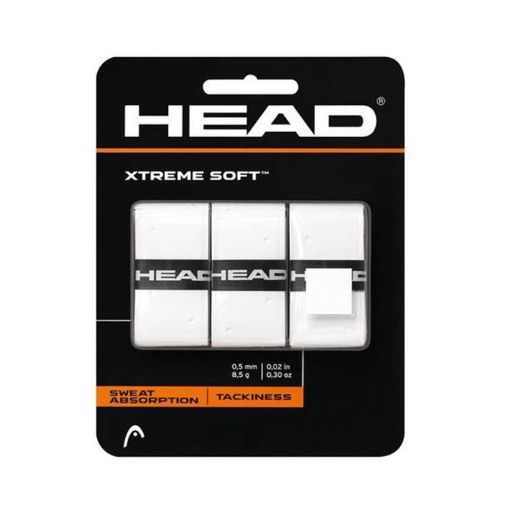 Head XTREME SOFT 3-pack Vit
