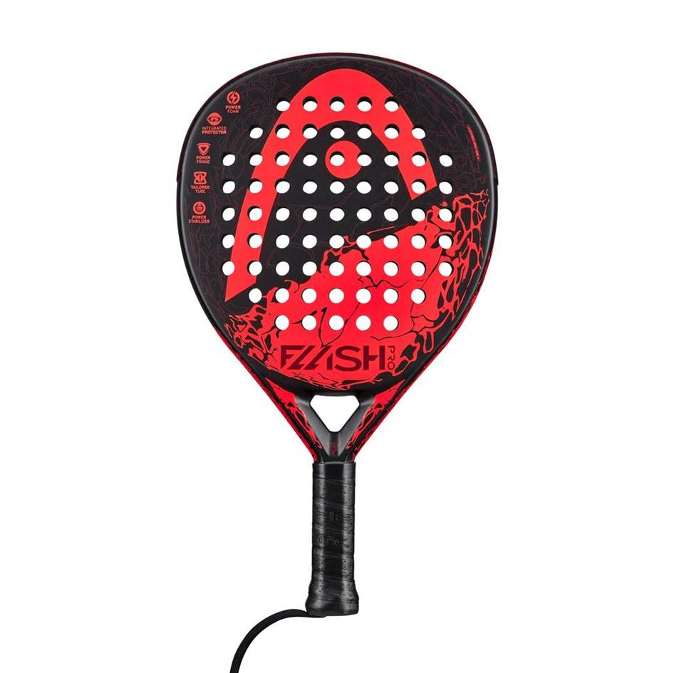 Head Flash Pro Red 2020