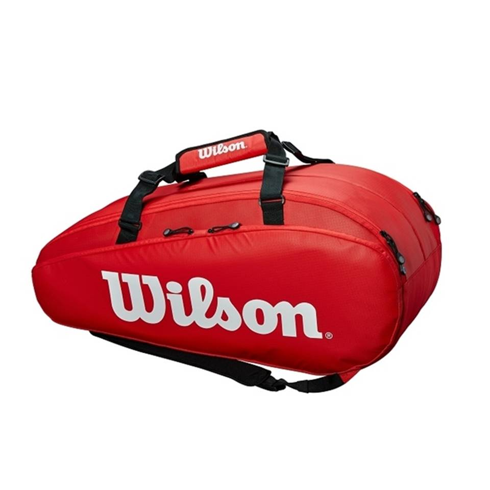 Wilson Tour 2 Comp Large Red