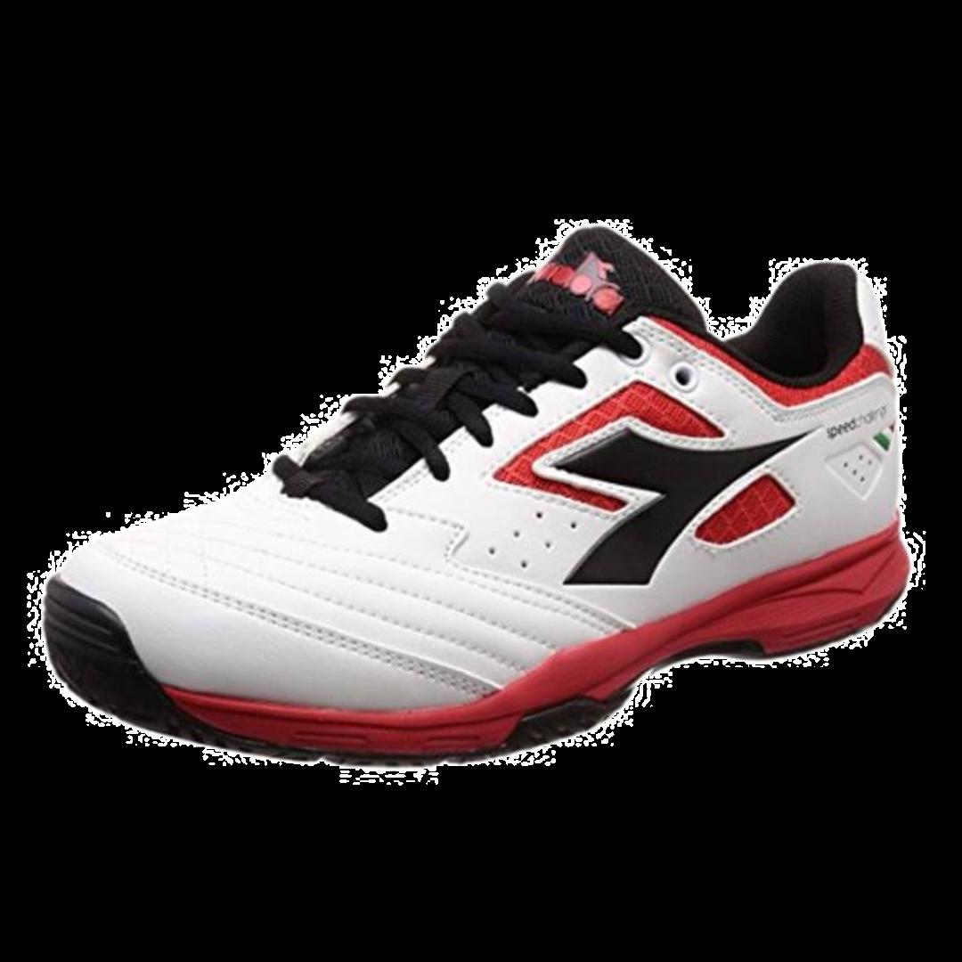 Diadora S. Challenge 2 AG White/Red/Black [Tennis/Allcourt]