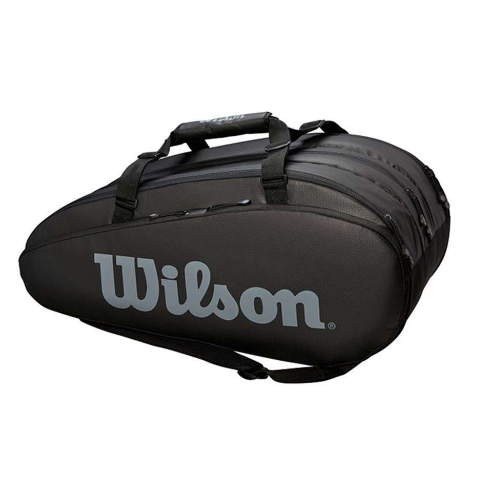 Wilson Tour 3 Comp Black/Grey
