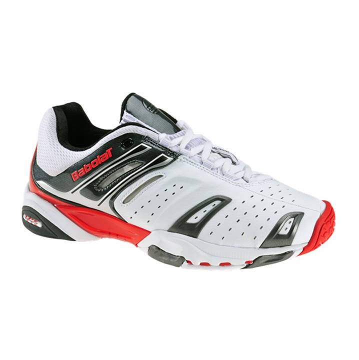 Babolat Team Clay 4 Red [Padel/Grustennis]
