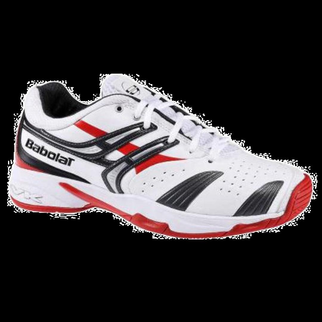 Babolat Drive 2 White/Red/Grey [Tennis/Allcourt]