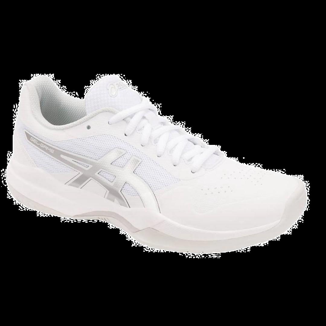 Asics Gel-Game 7 White/Silver [Tennis/Allcourt]