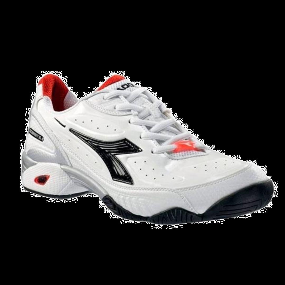 Diadora S. Comfort SL III AG White/Black  [Tennis/Allcourt]