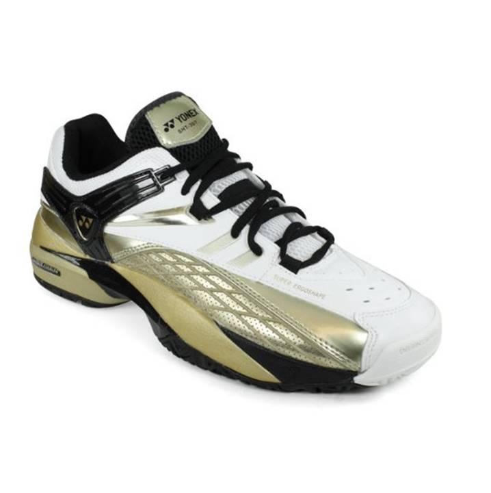 Yonex SHT-307LX White/Gold [Tennis/Allcourt]