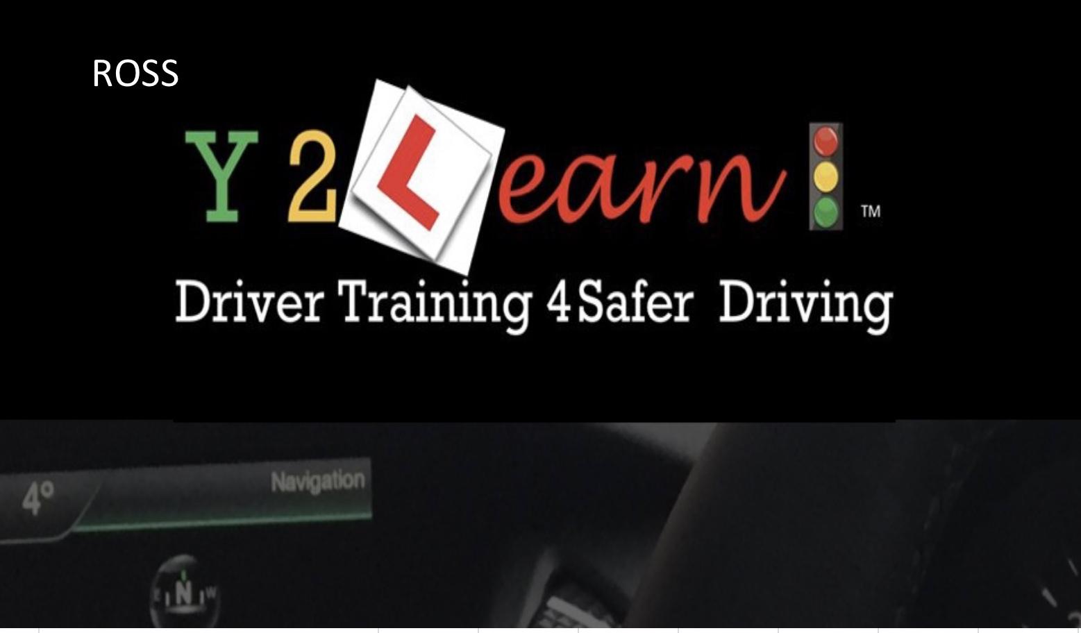 Y2learn Driver Training