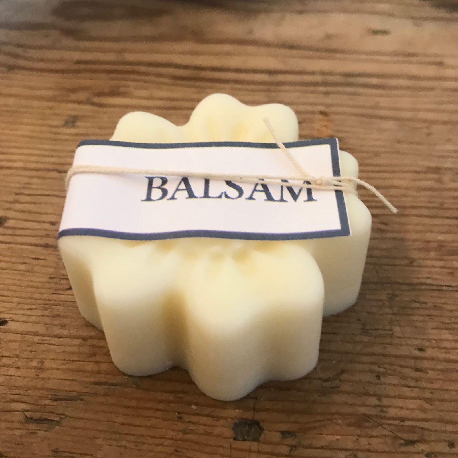 Balsam : blomst