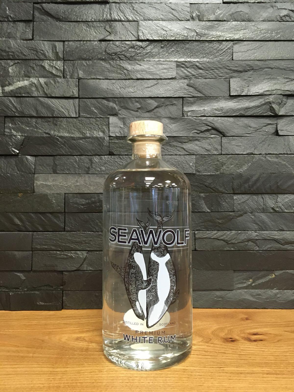 Seawolf White Rum 70cl