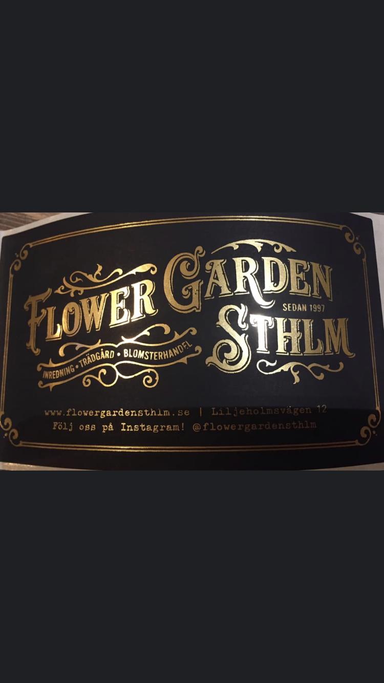 Flower Garden Sthlm AB