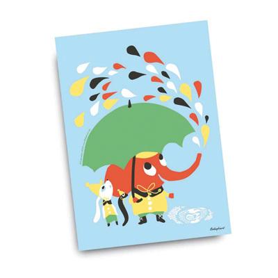 Card Rain
