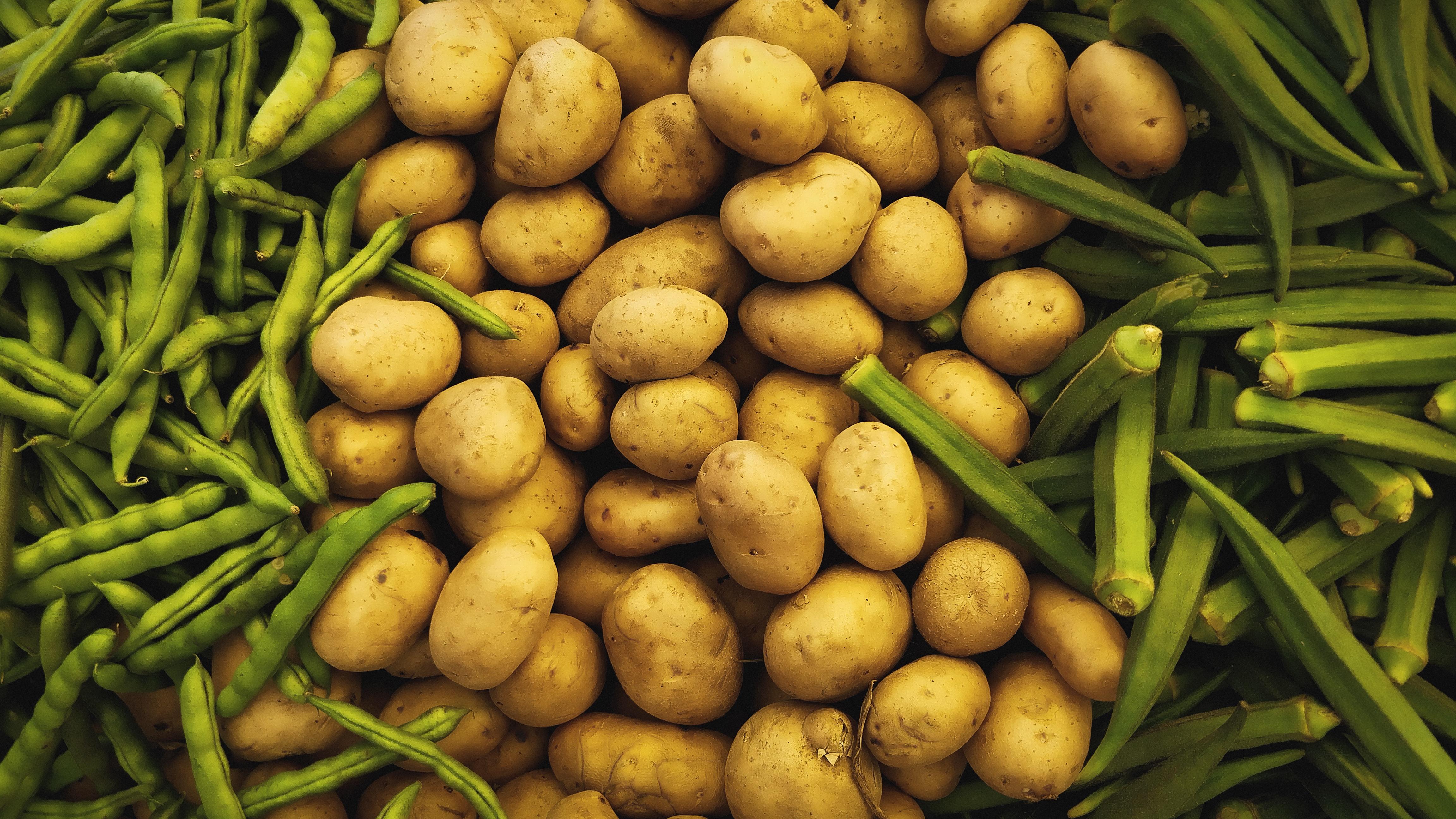 Seasonal Veggie Box