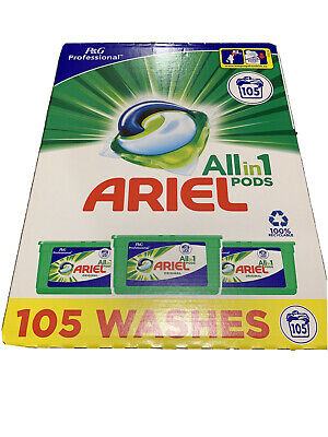 Ariel All-in-1 Pods (105 Pack)