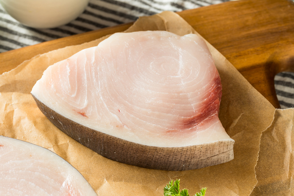 Swordfish Fillet Portion  x10