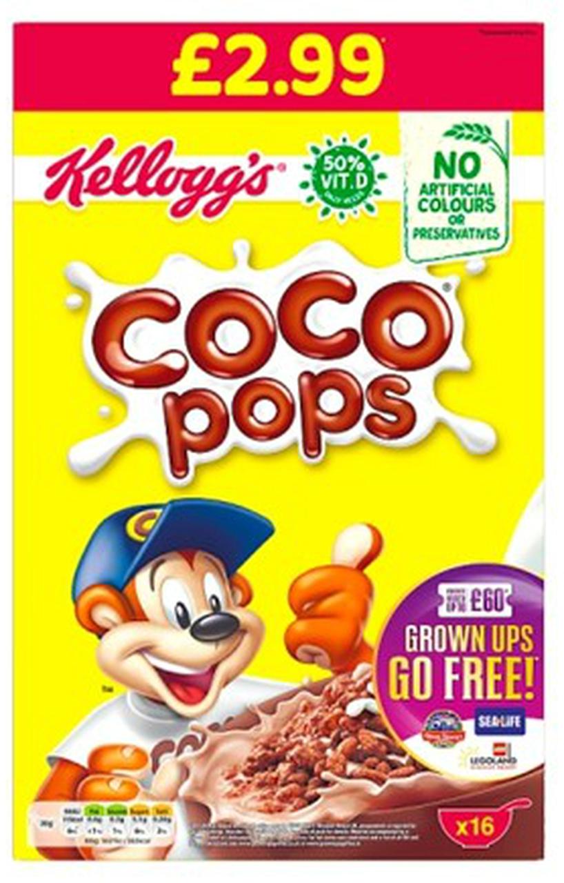 Coco Pop 480g