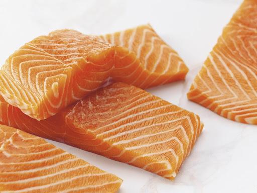 Salmon Fillet Portion x10