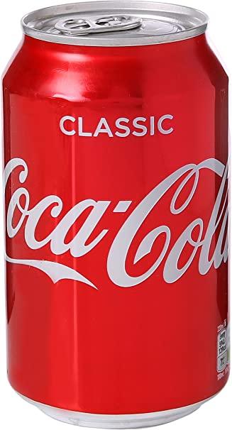 Coke Cans 24x330ml