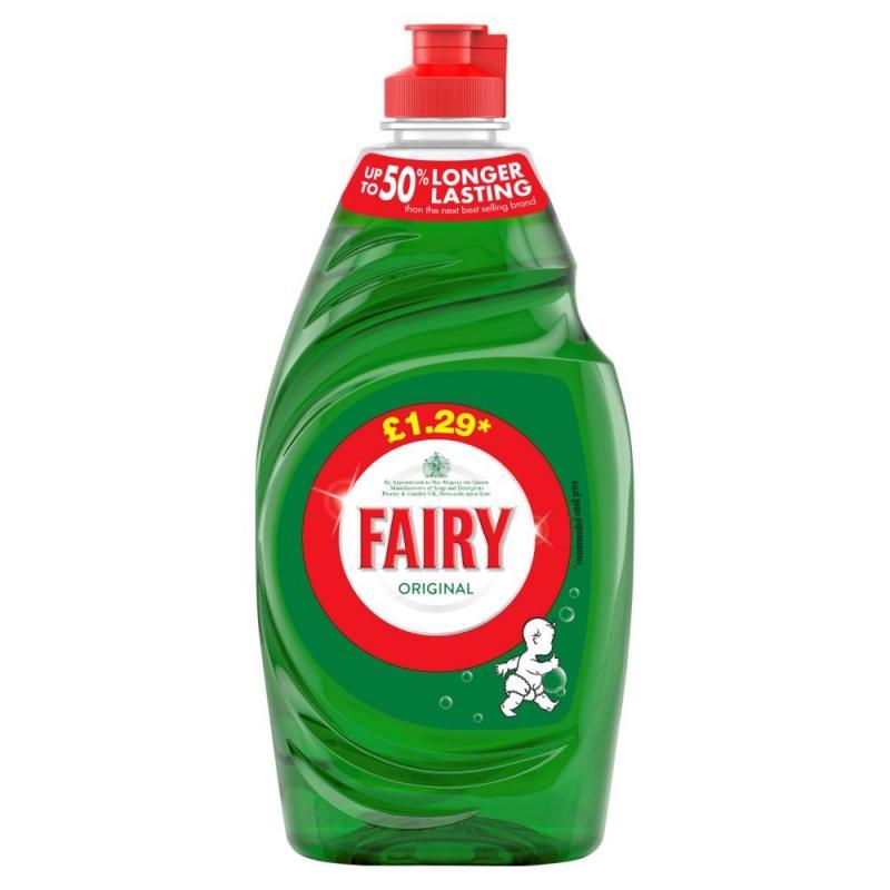 Fairy Liquid 900ml