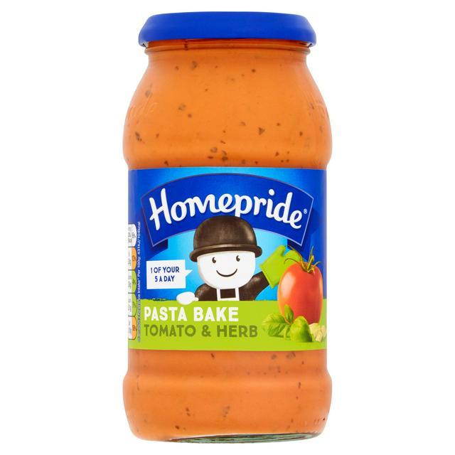 Homepride Tomato & Herb Pasta Bake Sauce