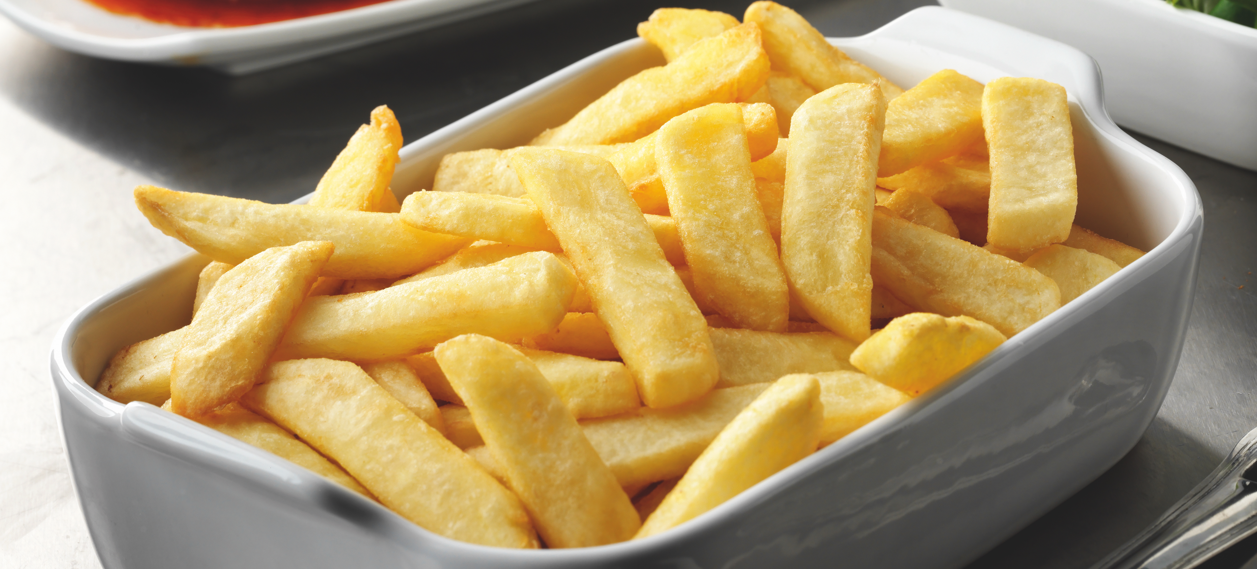 Oven Chips (Steak Cut) 2.5kg