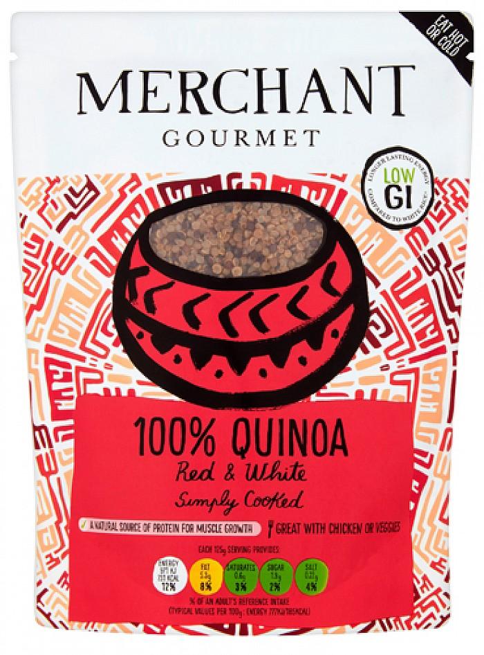 Quinoa Pouch 250g