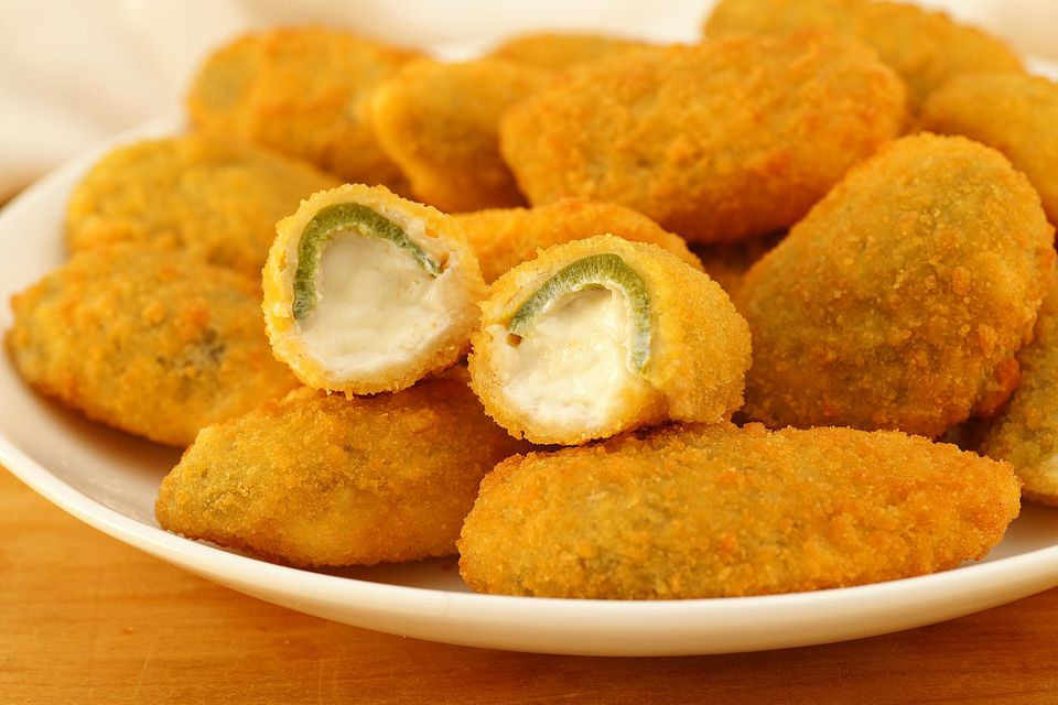 Cream Cheese Jalapeno Poppers 1kg