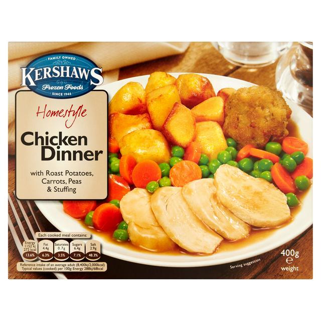 Roast Chicken Dinner 400g