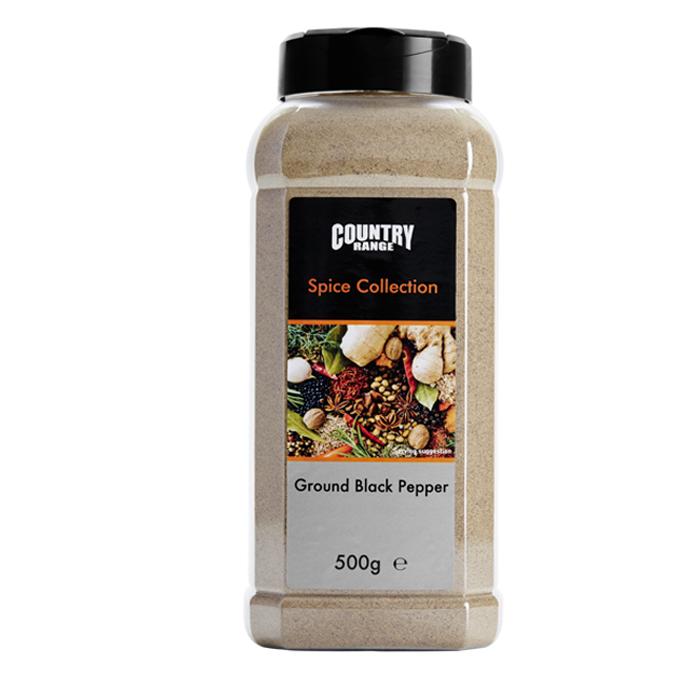 Ground Pepper 550g