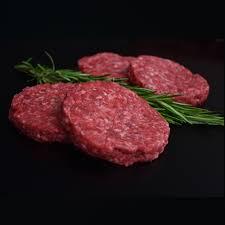 Beef Burgers 48x4oz
