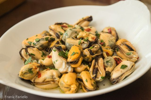 Large Cooked Mussel Meat 1kg
