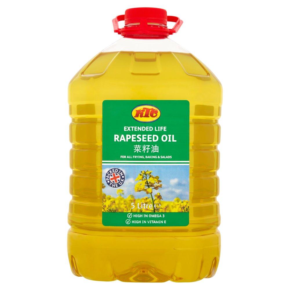 Rapeseed Oil 5ltr