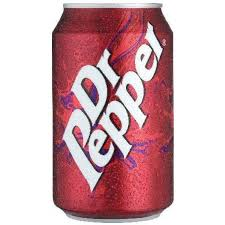 Dr Pepper Cans 24x330ml