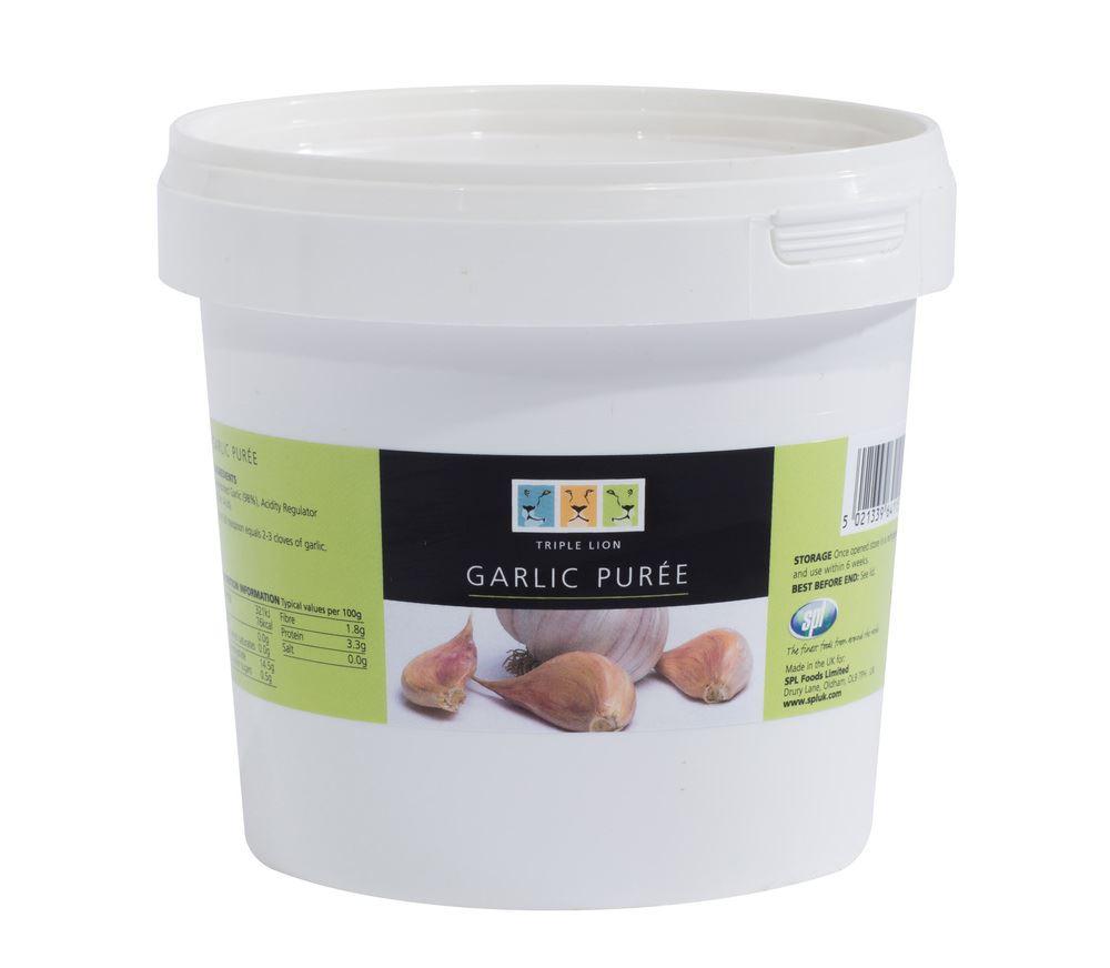 Garlic Puree 1kg