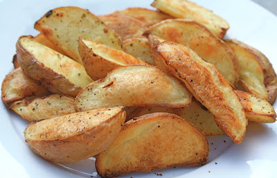 Plain Potato Wedges 2.5kg