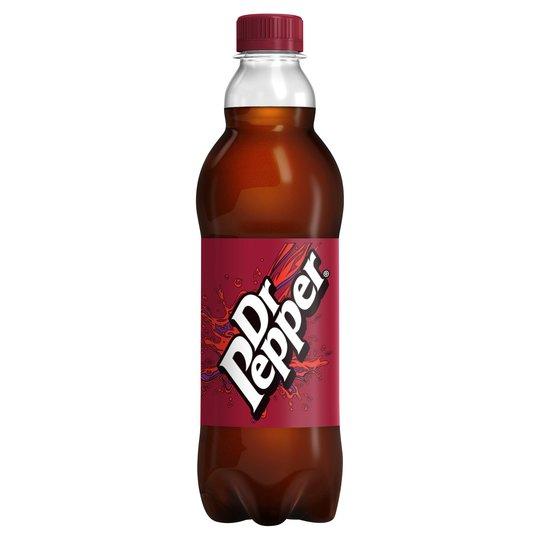 Dr Pepper 12x500ml