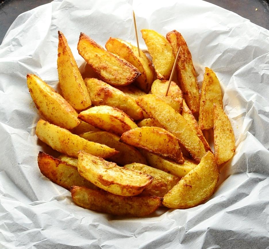 Spicy Potato Wedges 2.5kg