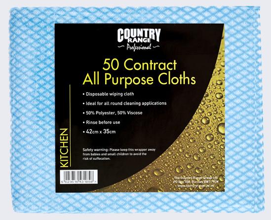 All Purpose Cloths (Jay Cloths) x50