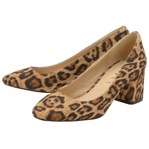 Ravel Barton Leopard Mf