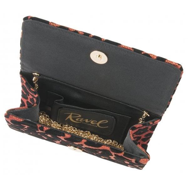 Ravel Picton Red Sparkle Bag