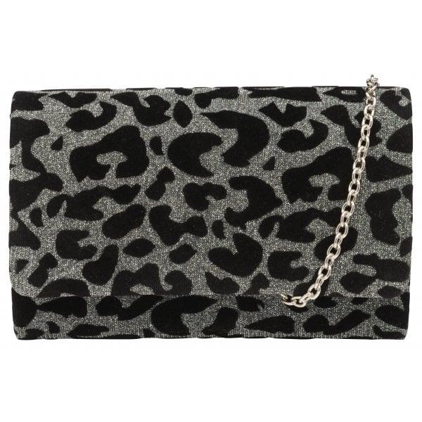 Ravel Picton Silver Sparkle Bag