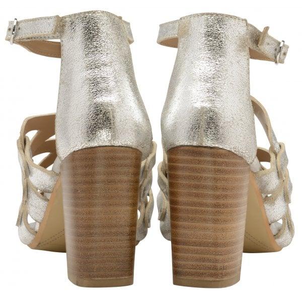 Ravel Jackson Silver Leather