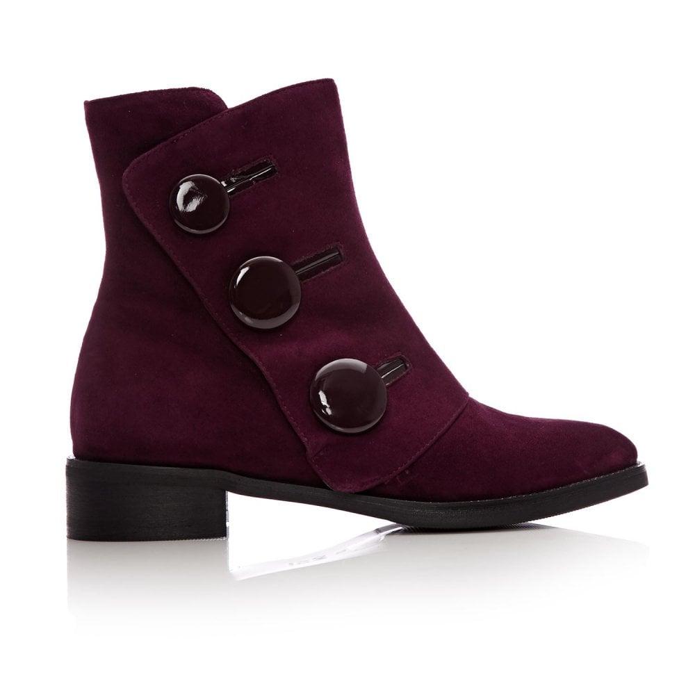Moda in Pelle Lizette Burgundy Ankle Boot
