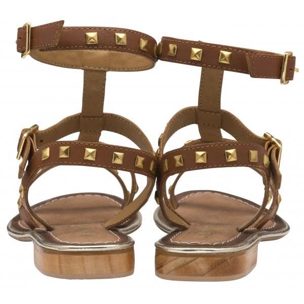 Ravel Parker's Gladiator Rock Stud Sandals