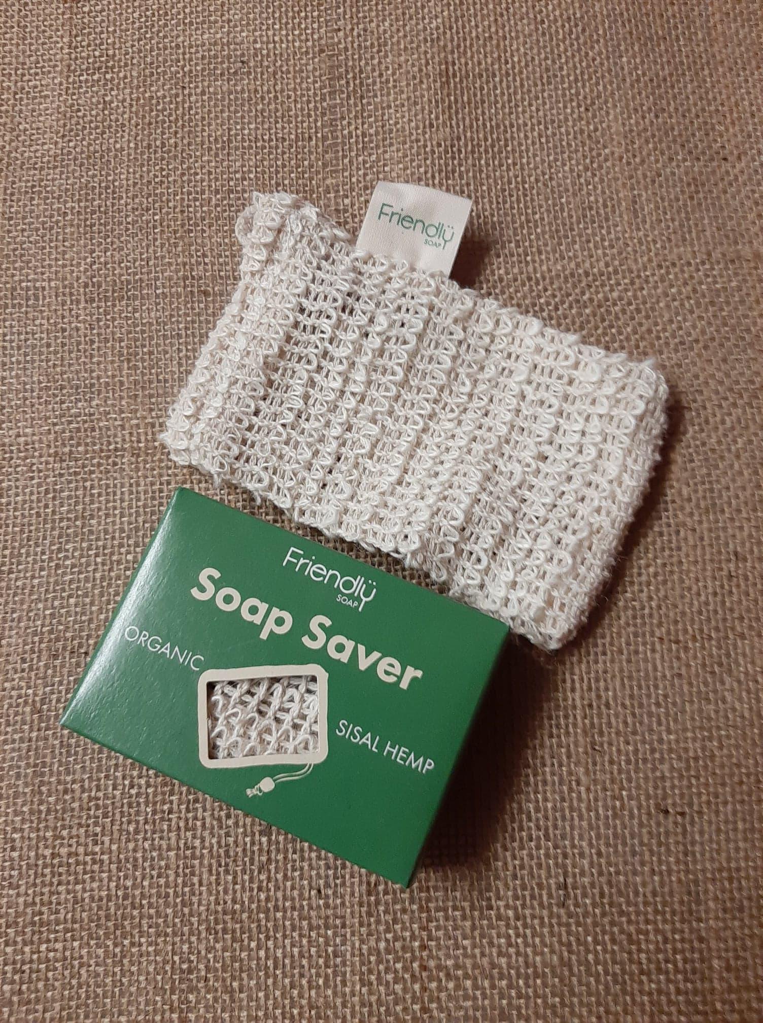 Soap Saver Organic Sisal Hemp