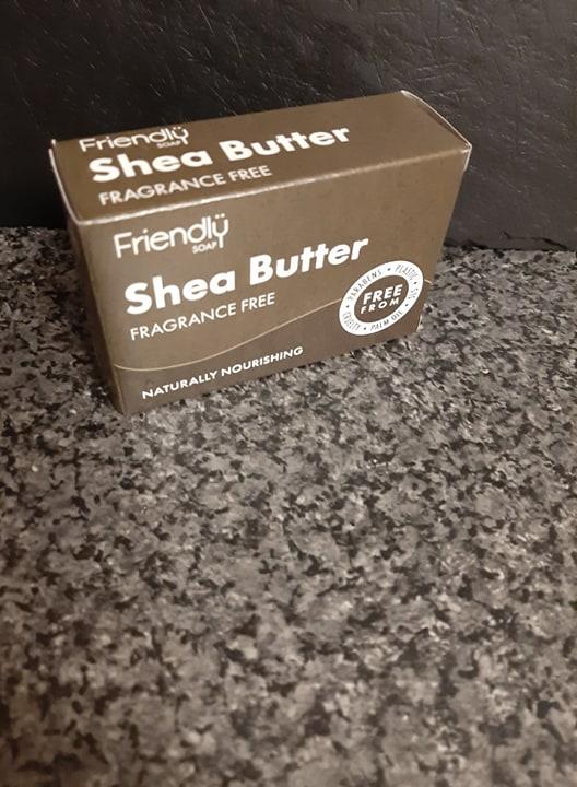 Soap Facial Bar with Shea Butter