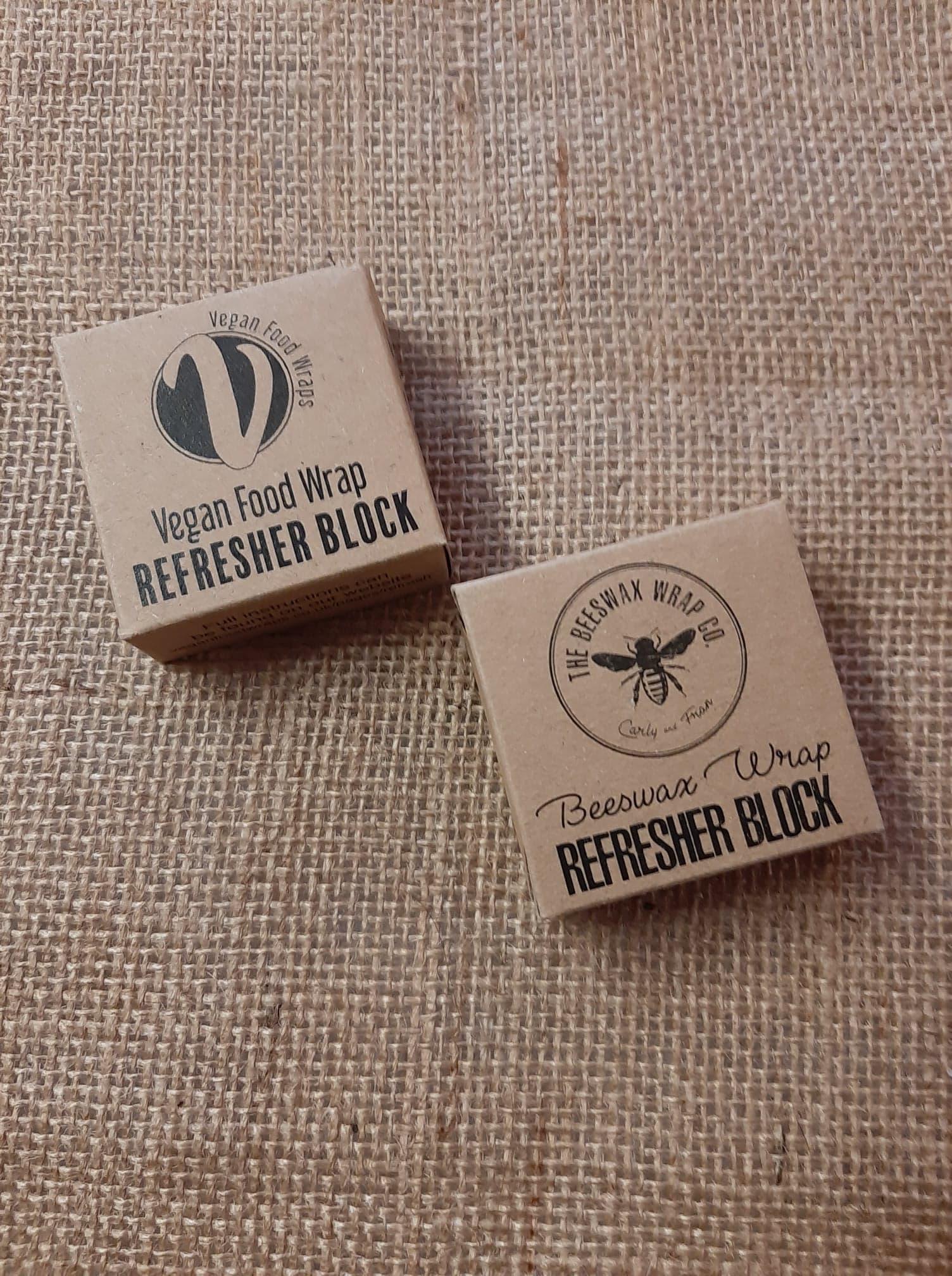 Wrap Refresher Block