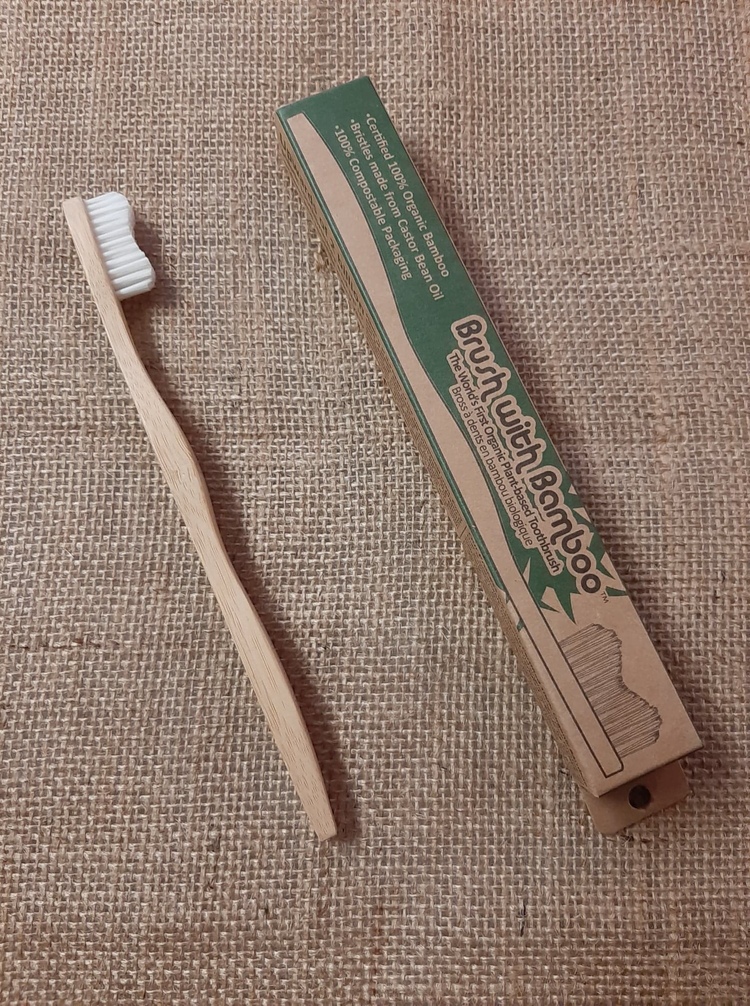 Toothbrush Bamboo & Plant Fibre